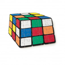 Rubik's Two Impossible Jigsaw Puzzles