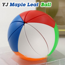 YongJun maple leaf skewb ball - yeet ball