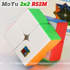 Moyu 2x2x2 magnetic cube - RS2M