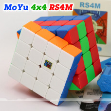 Moyu 4x4x4 magnetic cube - RS4M