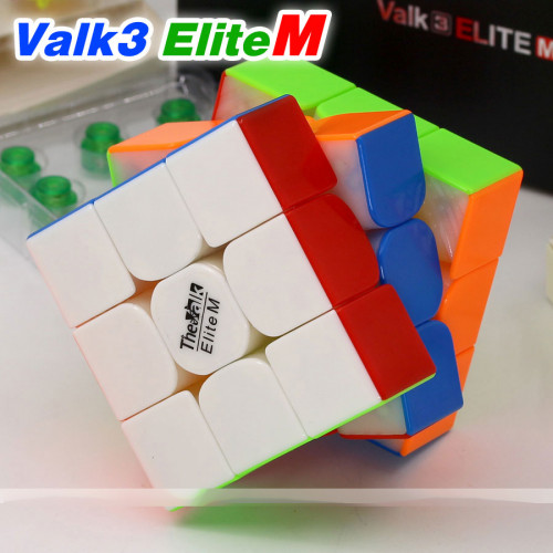 QiYi The Valk Magnetic 3x3x3 cube - Valk3 Elite M