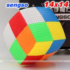 ShengShou sengso 14x14x14 Pillow puzzle cube