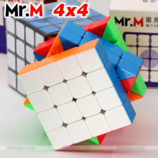 ShengShou sengso 4x4x4 Magnetic cube - Mr.M