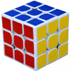 Ghost Hand Phoenix NiePan 3x3x3 Speed Cube White Professional Edition