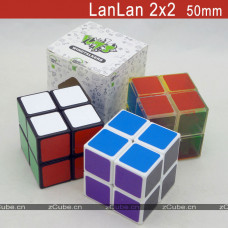 LanLan 2x2x2 puzzle cube v1 50mm