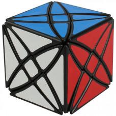 LanLan Flower Rex Magic Cube Puzzle Black