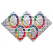Rubikove Magické krúžky 12 prvkov