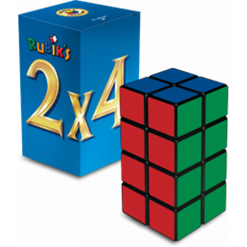 Rubikova veža 2x2x4